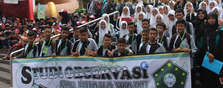 Studi Observasi SMP Buana Desember 2016 di Jawa Timur Park
